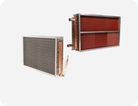 Heat Exchangers and Evaporator Coils