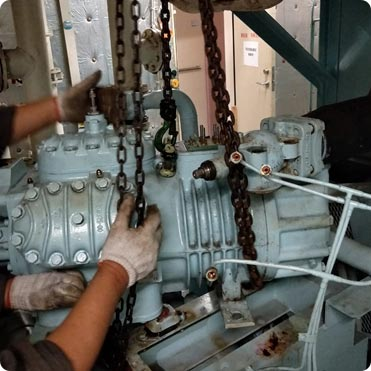 Installation, Repairs, Maintenance of Compressors