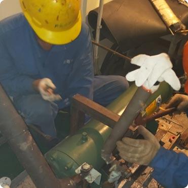Installation, Repairs, Maintenance of Condensers