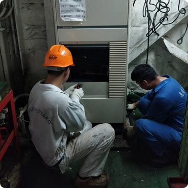 Installation, Repairs, Maintenance of Package Units
