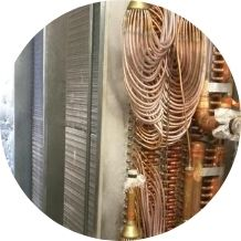 fitting-evaporator-coil-too-long