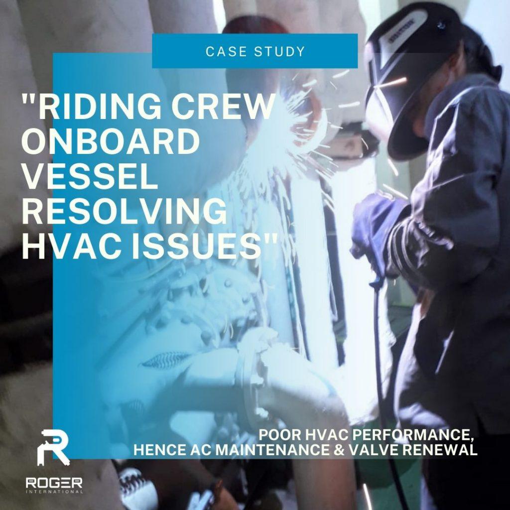 HVAC Case Study CC Rossini Riding Crew Australia